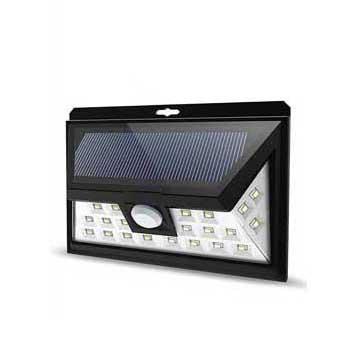 Motion Sensor Solar Lights vidvinkel