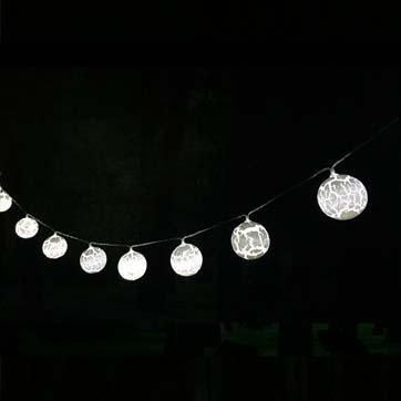 Solar Ball String Light