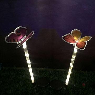 Solar Powered Stake Light